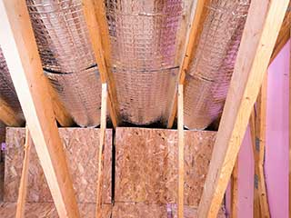 Commercial Attic Insulation Services | Attic Cleaning Walnut Creek, CA