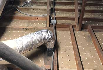 Crawl Space Cleaning Project | Attic Cleaning Walnut Creek, CA
